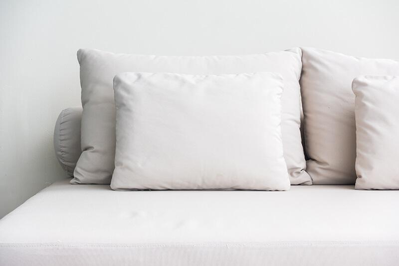 poduszki Twardość poduszki